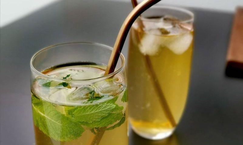Thé-frois-vert-maison